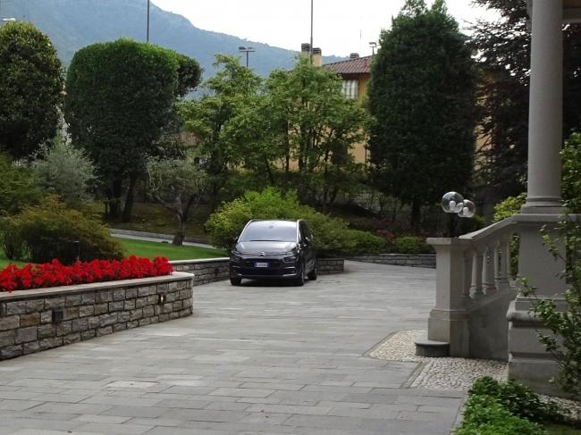 C4 in Lenno Villa 1