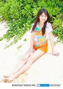 牧野真莉愛写真集「Summer Days」タワーオンライン特典