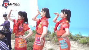 「PIZZA LA CMメイキング2018夏」予告篇04