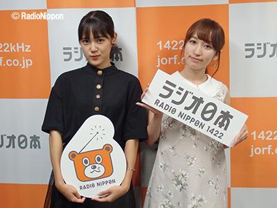 カントリー・ガールズの只今ラジオ放送中!!20180722