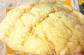 ザクザクメロンパン