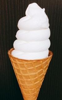 セブン金のワッフルコーンアイス