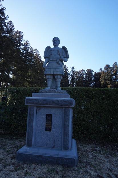 銅像その1