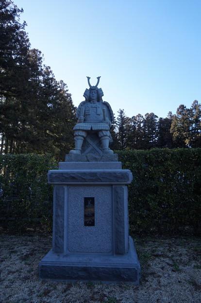 銅像その2