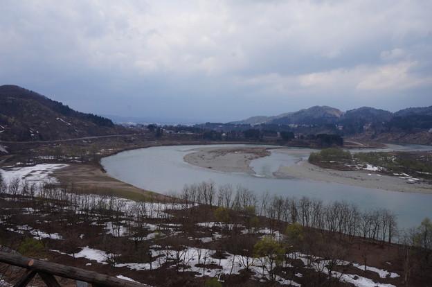 壮大な信濃川その1