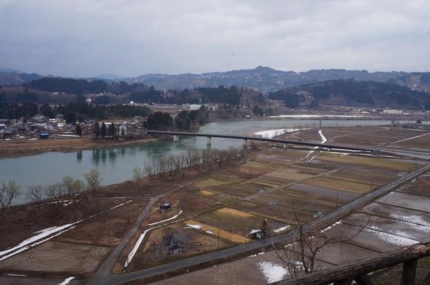 壮大な信濃川その2