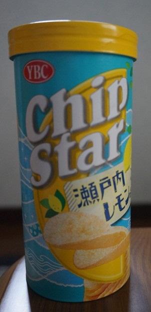 チップスター 瀬戸内レモン味