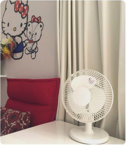 ソーシャルセレクトショップBONNE(ボンヌ)扇風機