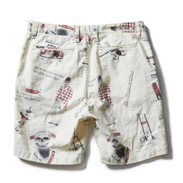 SOFTMACHINE TOOLS SHORTS