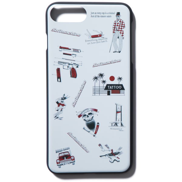 SOFTMACHINE TOLLS iPhone CASE 7&8 Plus