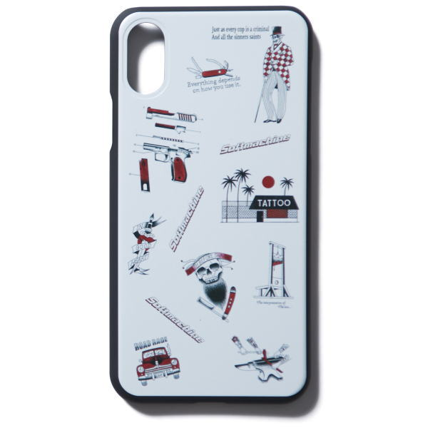 SOFTMACHINE TOLLS iPhone CASE X