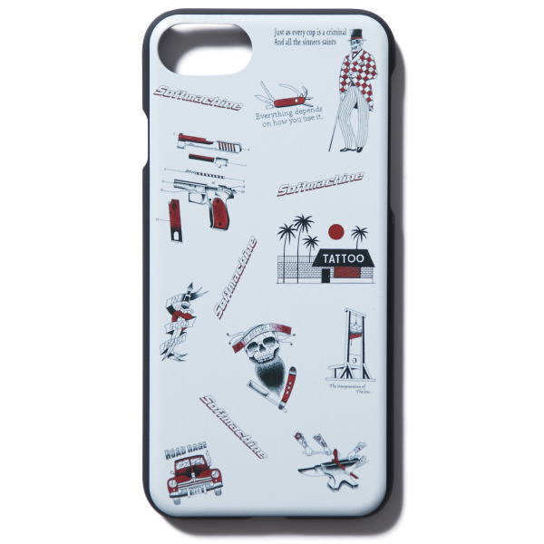 SOFTMACHINE TOLLS iPhone CASE 7&8