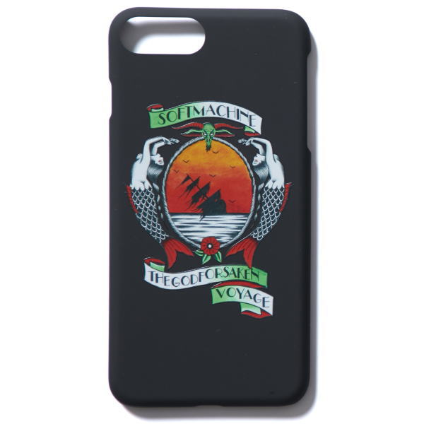 SOFTMACHINE SIRENAS iPhone CASE 7&8 Plus