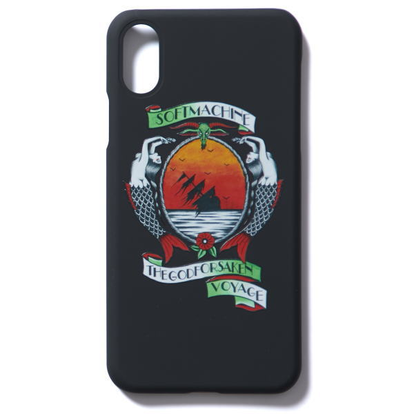 SOFTMACHINE SIRENAS iPhone CASE X