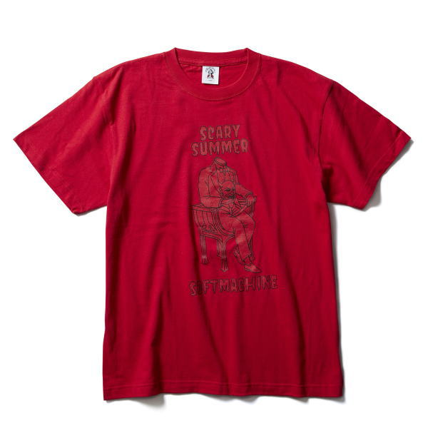 SOFTMACHINE SCARY SUMMER-T