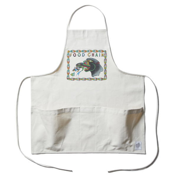 SOFTMACHINE FOOD CHAIN APRON