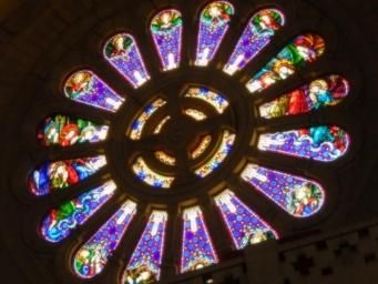 聖ルチア教会ステンドグラス1024x768