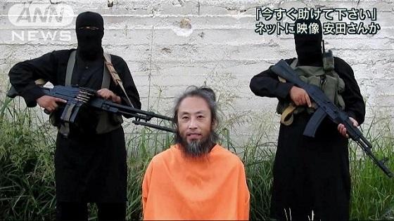 【報ステ】安田純平さんか…ネット上に新たな映像(2018.07.31 23:30)