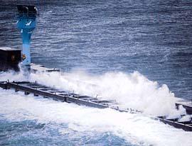 防波堤の役割