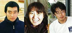 「イラク三馬鹿」のうち、少なくとも今井紀明と高遠菜穂子の2人は日本基督教団と深く関わっていたのだ。