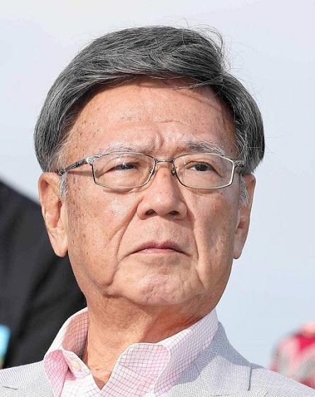 翁長沖縄県知事死去 67歳 膵がん闘病 辺野古移設阻止掲げ、反対運動の象徴的存在
