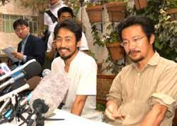そこまで判明すれば、なぜ安田純平と渡辺修孝が、「イラク三馬鹿」を後追いして拘束され、すぐに解放されたのかも分かってくる。