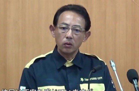 高槻市長の濱田剛史 「当時の業者の記憶があいまい」