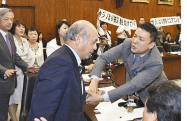 「山本太郎は暴力振るってカジノを止めたいのなら、なぜ今までパチンコを放置して来たんだよ?!」