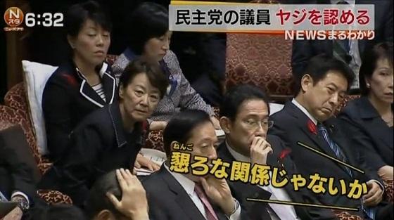 セクハラやじ「 懇ろ(ねんごろ)」の野田国義議員の華麗なる朝鮮飲み