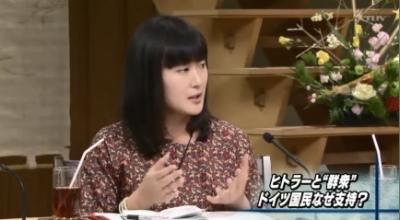 平成27年(2015年)1月4日放送TBS「サンデーモーニング」安田菜津紀「父親が在日韓国人」