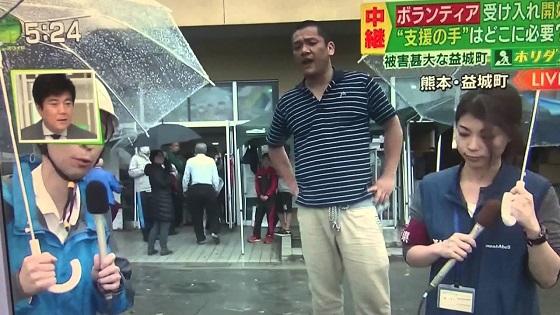 【放送事故】生中継で熊本県民ブチギレの大激怒(熊本地震のTBS中継)