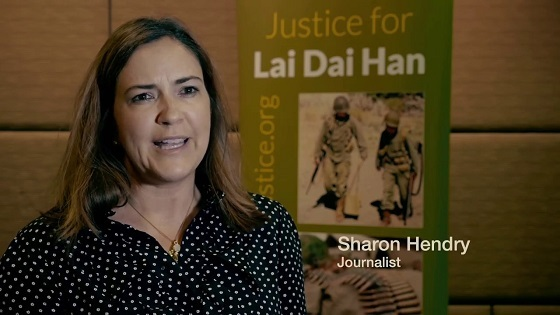英団体「ライダイハンのための正義」(Justice for Lai Dai Han)