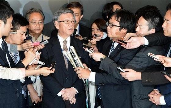 「沖縄のタブー 翁長知事を暴走させる中国・過激派・美人弁護士」…