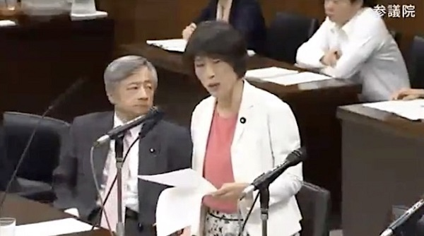 共産党・田村智子氏がパチンコについて言及「依存症の原因は圧倒
