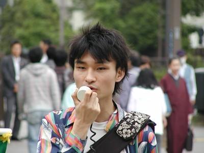 11月19日の判決当日、園良太らは無罪要求のデモ行進を行い、その後、東京高裁前で抗議行動を行った。