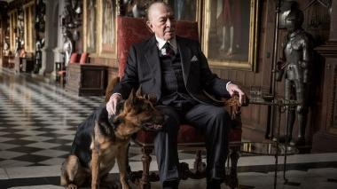 『ゲティ家の身代金』 石油王ジャン・ポール・ゲティ(クリストファー・プラマー)は世界一の大富豪。その孫が誘拐されることになる。