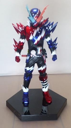 仮面ライダービルド フィギュア スパークリング
