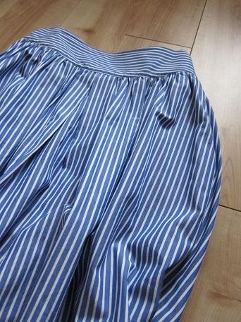 ストライプスカート2