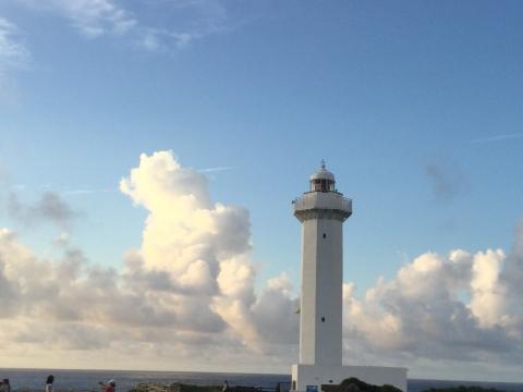 灯台 宮古島
