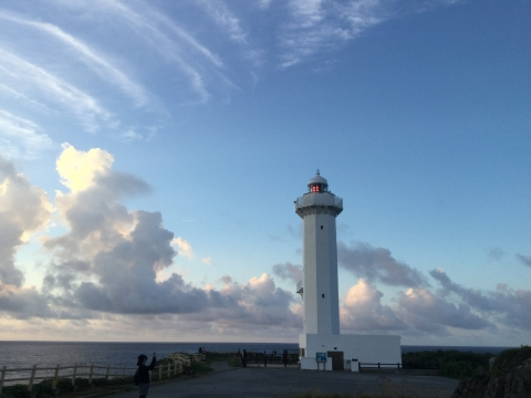 宮古島 灯台