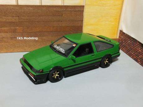 AE86レビン緑2 (4)