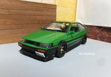 AE86レビン緑2 (3)