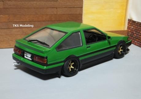 AE86レビン緑2 (10)