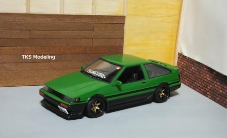 AE86レビン緑2 (8)