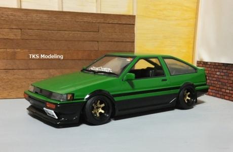 AE86レビン緑2 (6)
