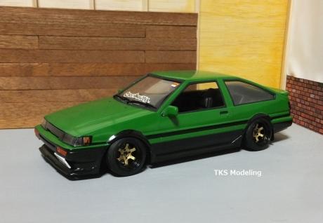 AE86レビン緑2 (5)