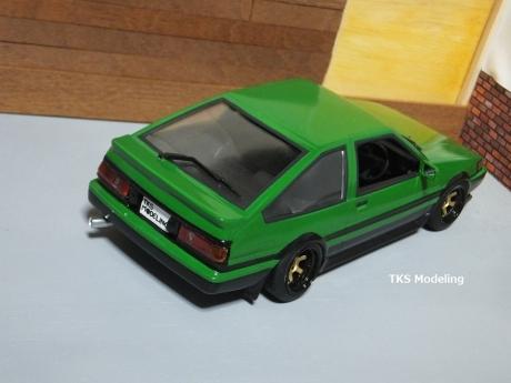 AE86レビン緑2 (11)