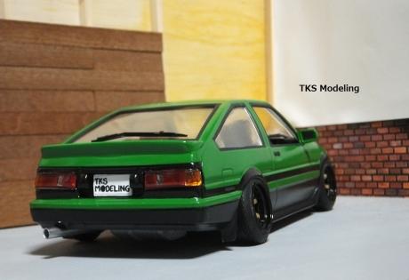 AE86レビン緑2 (14)