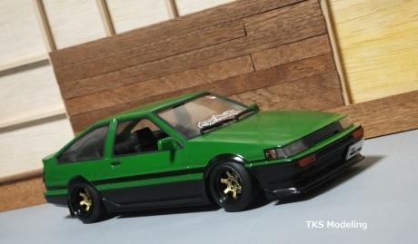 AE86レビン緑2 (17)
