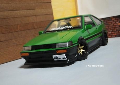 AE86レビン緑2 (20)